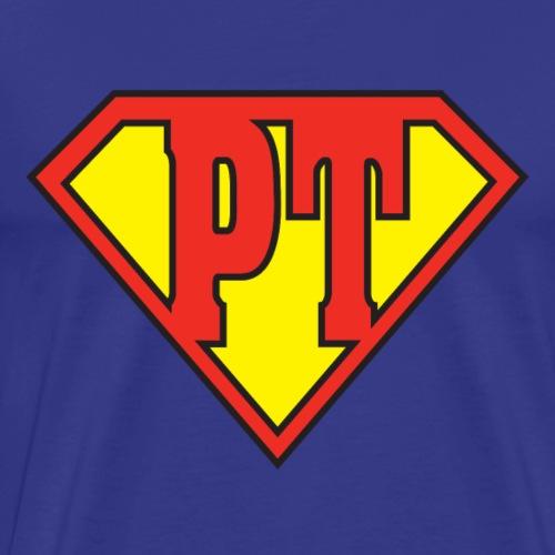 PT Super Hero - Men's Premium T-Shirt