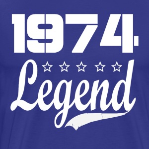 74 Legend - Men's Premium T-Shirt