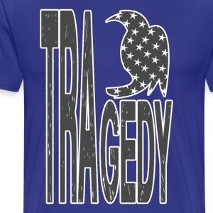 TRAGEDY_US - Men's Premium T-Shirt
