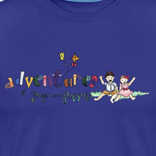 Adventures of Sage & Poppy - Men's Premium T-Shirt
