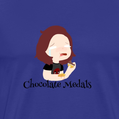 Chocolate Medals - Men's Premium T-Shirt