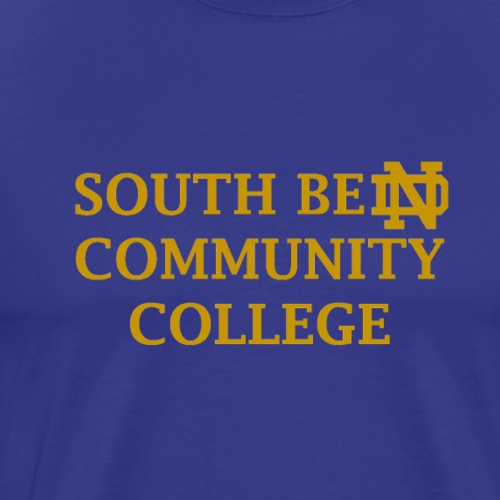 Notre Dame Community College - Men's Premium T-Shirt