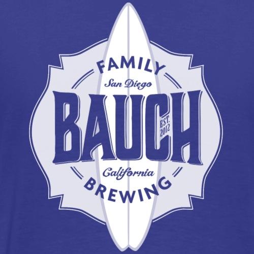 Bauch Family Brewing - Men's Premium T-Shirt