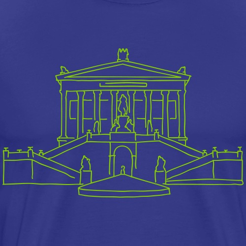Nationalgalerie Berlin - Men's Premium T-Shirt