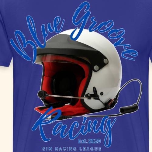 BGR Helmet - Men's Premium T-Shirt