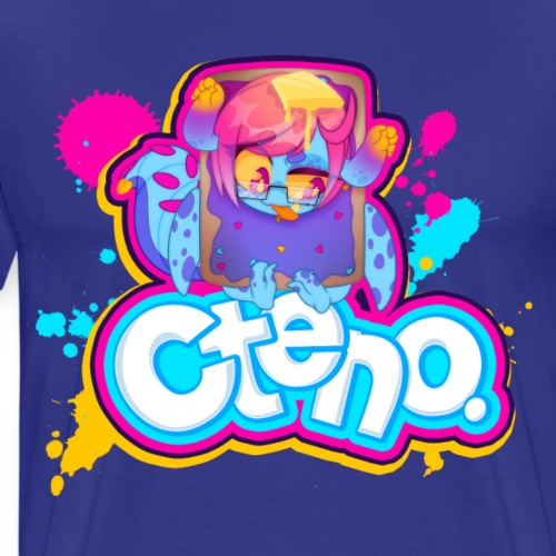 Pop-Cteno - Men's Premium T-Shirt