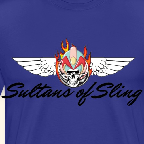 Sultans of Sling Shirt Logo - Men's Premium T-Shirt