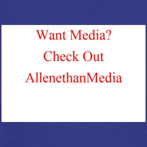 Want Good Media????? - Men's Premium T-Shirt