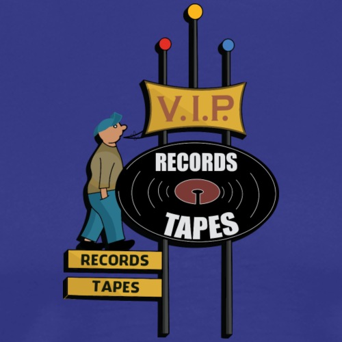 Original World Famous VIP 1978 - Men's Premium T-Shirt