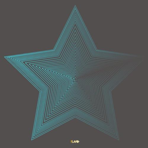 Blue star - Men's Premium T-Shirt