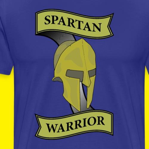 Spartan Warrior - Men's Premium T-Shirt