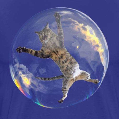 Bubble Cat - Men's Premium T-Shirt