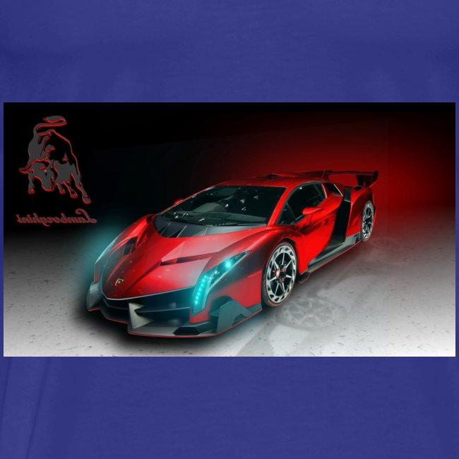 Red Lamborghini Veneno Wallpaper Wallpaper 1 Mens Premium T Shirt