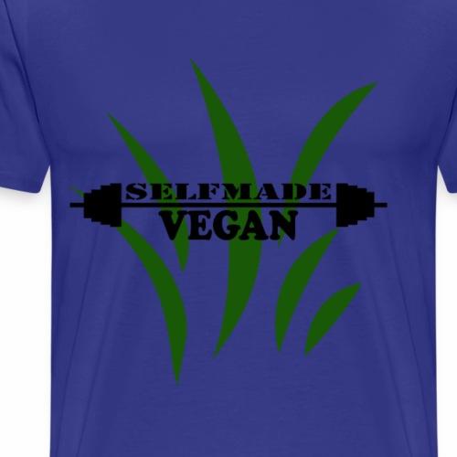 SELFMADE VEGAN - Men's Premium T-Shirt