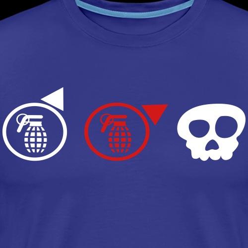 Danger Close! - Men's Premium T-Shirt