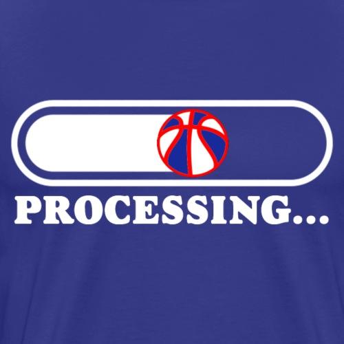 Processing - Men's Premium T-Shirt