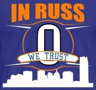 Morel Tees | In Russ We Trust - Mens