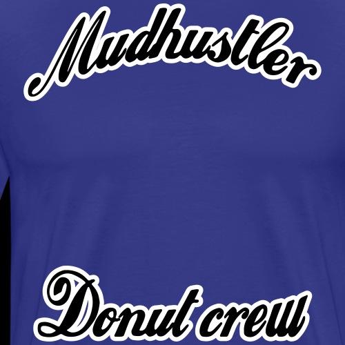 Donut crew - Men's Premium T-Shirt