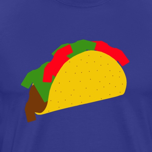 The T-Shirt Taco - Men's Premium T-Shirt
