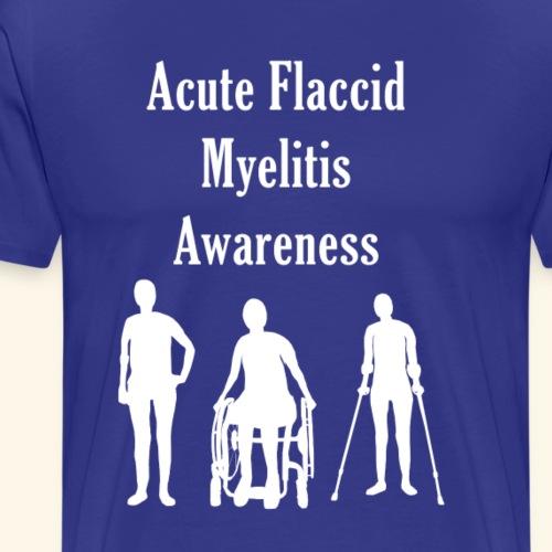 Acute Flaccid Myelitis Awareness - Men's Premium T-Shirt