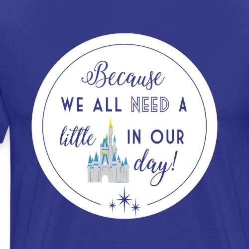 Cinderella Castle - Men's Premium T-Shirt