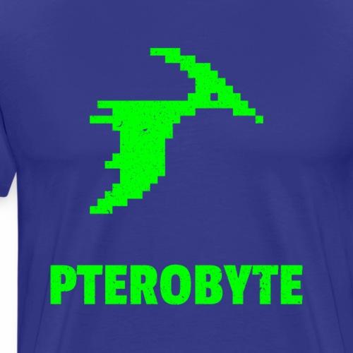 Pterobyte | Epic Digital Dinosaur - Green