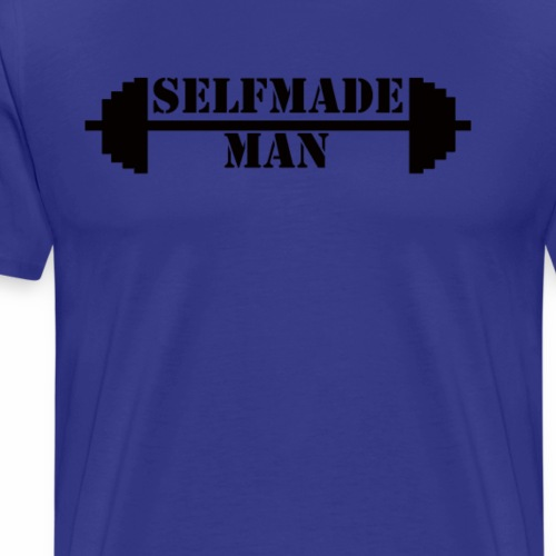 SELFMADE MAN - Men's Premium T-Shirt