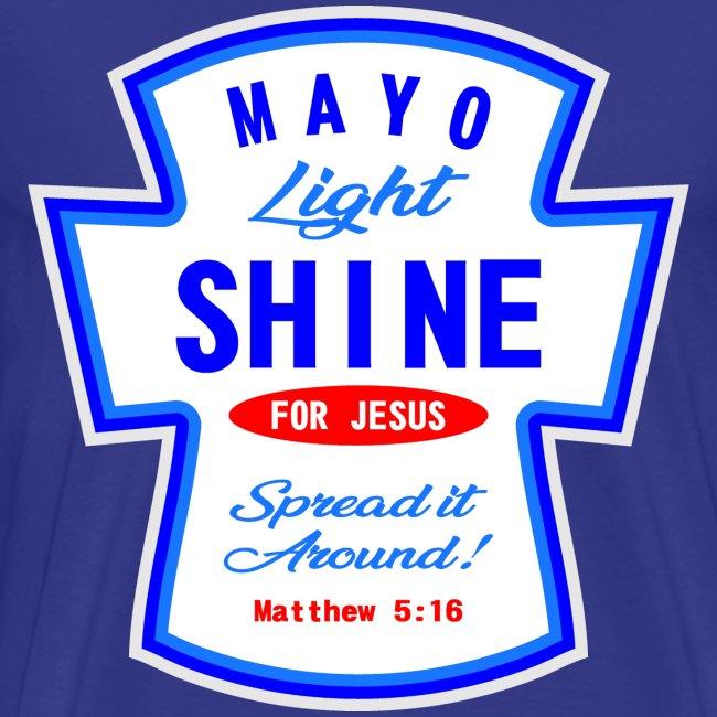 607247 169979753 MAYO LIGHT SHINE