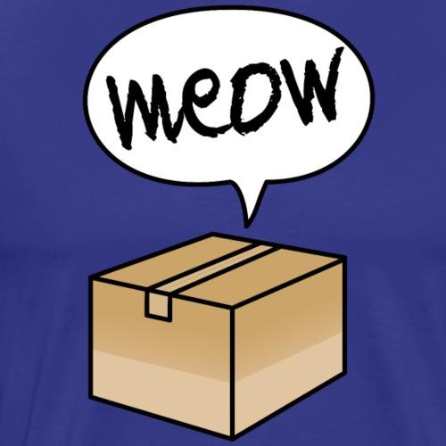 Schrodinger's Cat - Men's Premium T-Shirt