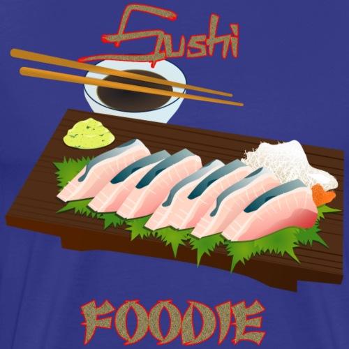 Sushi Foodie - Men's Premium T-Shirt