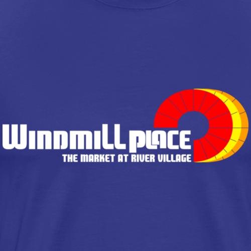 Windmill Place - Men's Premium T-Shirt
