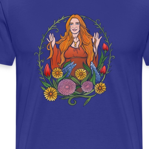 Dawn Brigid - Men's Premium T-Shirt