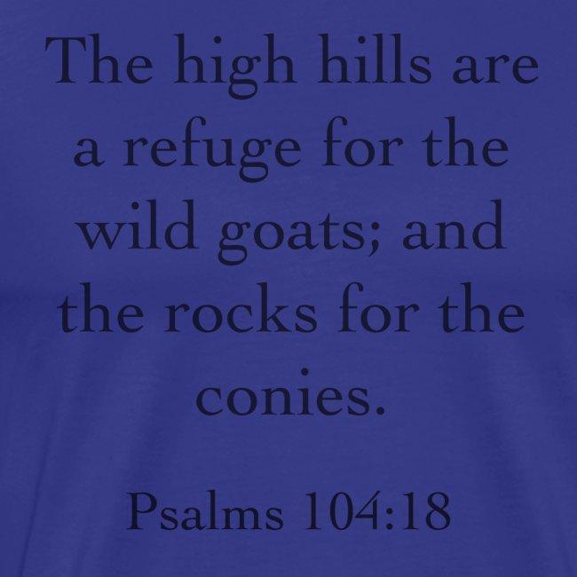 High Hills KJV