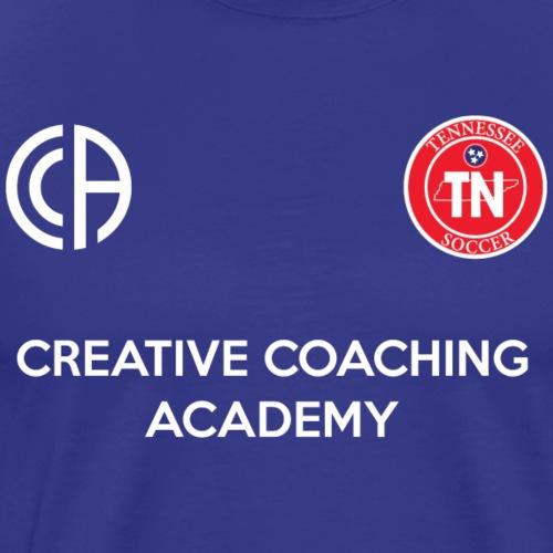 CCA Tennessee Soccer Jersey - Men's Premium T-Shirt