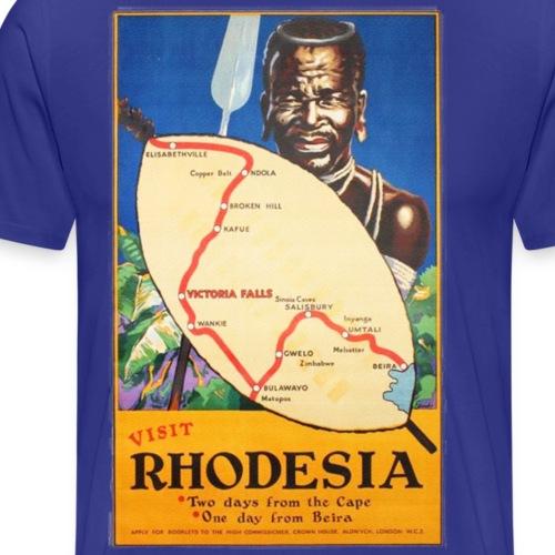 Rhodesia - Men's Premium T-Shirt