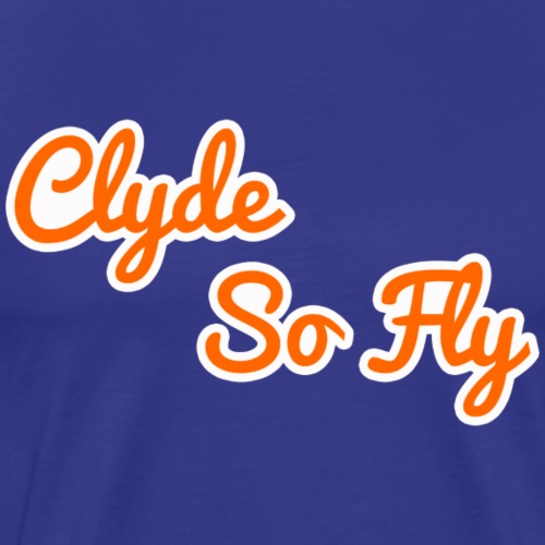 Clyde So Fly Classic - Men's Premium T-Shirt