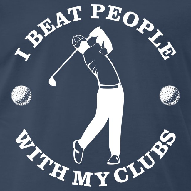 Beat People With Clubs