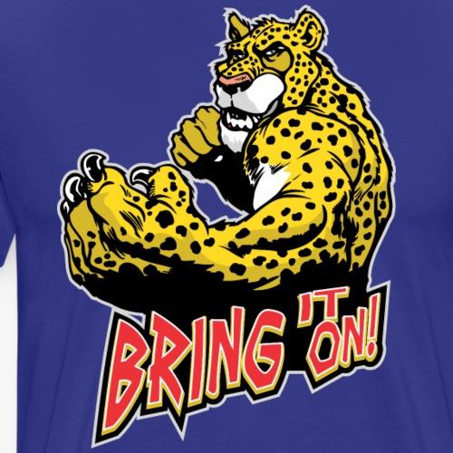 Bring It On!!! - Men's Premium T-Shirt