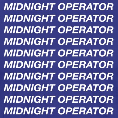 Midnight Operator Hotline Bling - Men's Premium T-Shirt