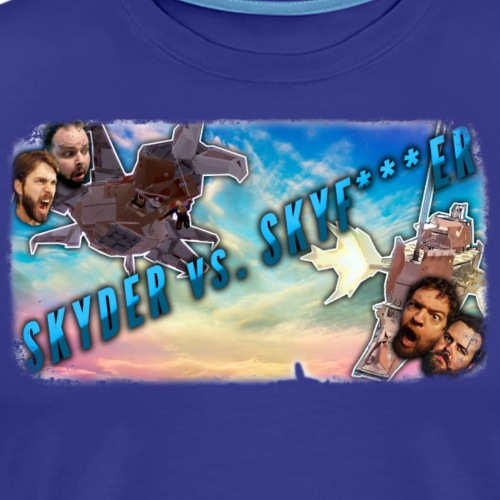 Sky Battle 2017! - Men's Premium T-Shirt