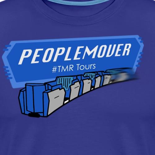 Peoplemover TMR - Men's Premium T-Shirt