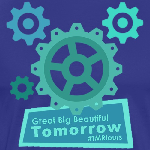 Beautiful Tomorrow - Men's Premium T-Shirt