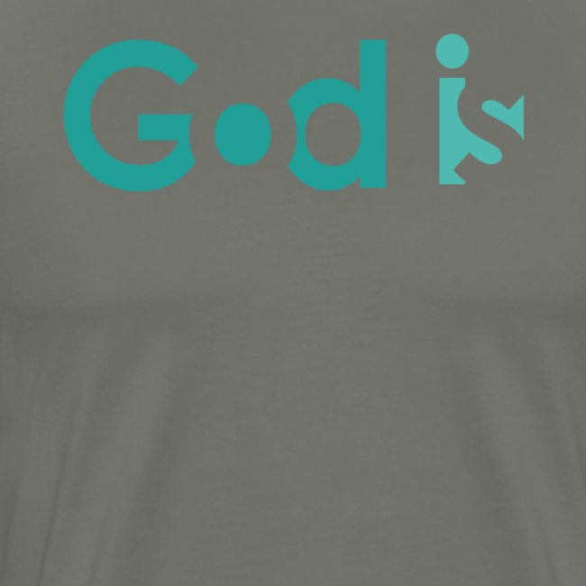 GOD IS #4