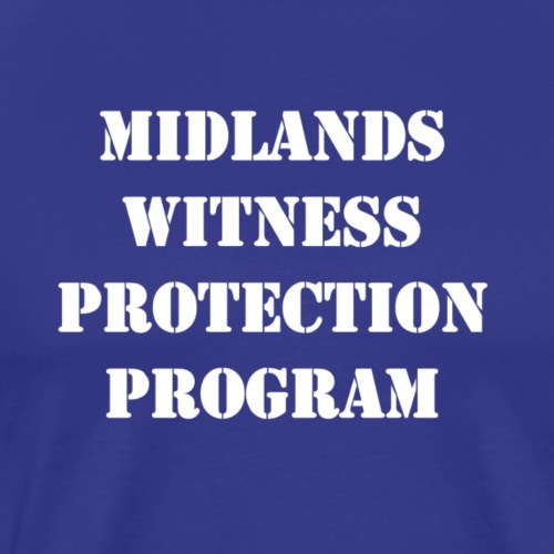 Witness Protection - Men's Premium T-Shirt