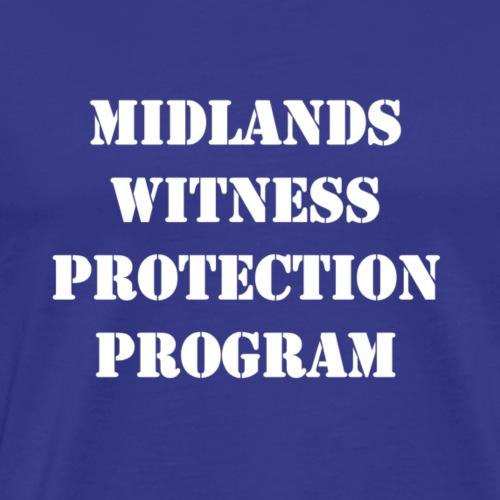 Witness Protection - Men's Premium T-Shirt