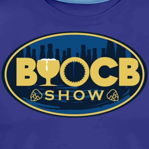 BYOCB Hops Logo - Men's Premium T-Shirt
