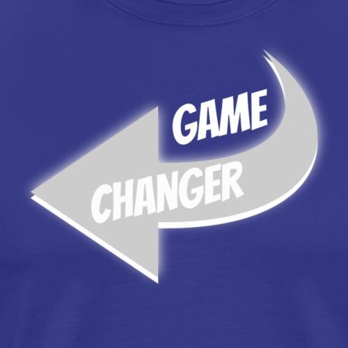 Game Changer white - Men's Premium T-Shirt