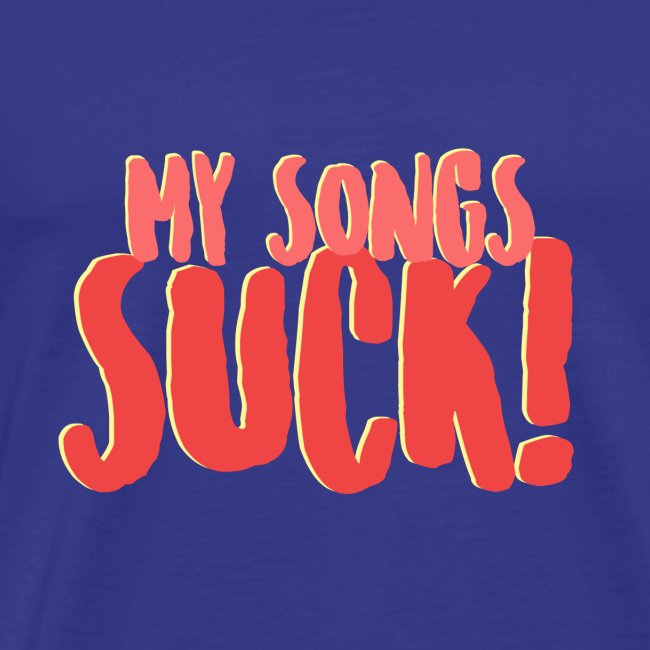 My Songs Suck Logo