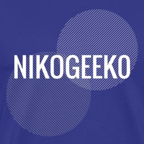 Nikogeek0 - Men's Premium T-Shirt