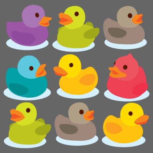 More rubber ducks to the people!